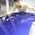 神奈川県よりS様が新車テスラモデルSでご来店されました。セラミックコーティング(ceramicpro9H)の5層シールドのメイン施工にオプションでレザーコート、ウィンドウコーティングなど多数同時施工致しました。