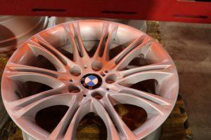 BMW M3ホイールコーティング