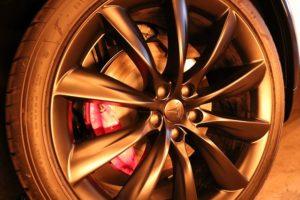 新車 テスラモデル3 セラミックコーティング