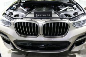 新車BMWX3ファインラボコーティング