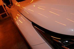新車レクサスNX セラミックコーティング