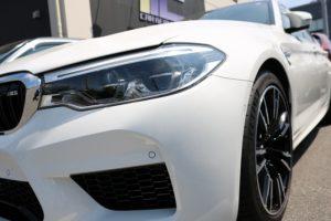 BMWM5 コーティング