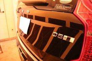 新車 ボルボXC90にカーコーティングFEYNLABを施行後 遠赤外線の画像