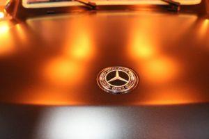 限定新型メルセデスAMG-G63にセラミックコーティング施工 焼き付けの画像