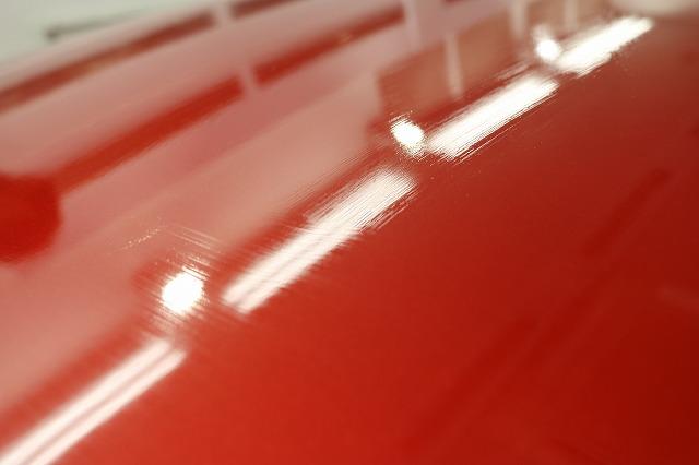メルセデスベンツSL400にセラミックプロ9H施工 コーティング塗布の画像