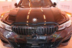 BMW3ツーリングにセラミックプロ9H施工