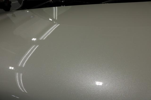スズキハスラーにセラミックプロ9Hを施工 塗り込み画像