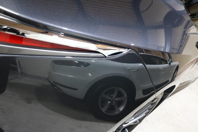 新車レクサスLC500hにファインラボヒールプラスを施工後 サイド画像