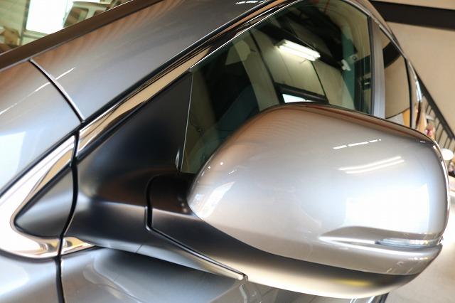 ホンダCR-Vカーコーティング施工後 サイドミラー画像