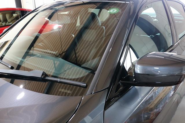 BMW3 カーコーティング ウィンドコーティング施工後 フロント画像
