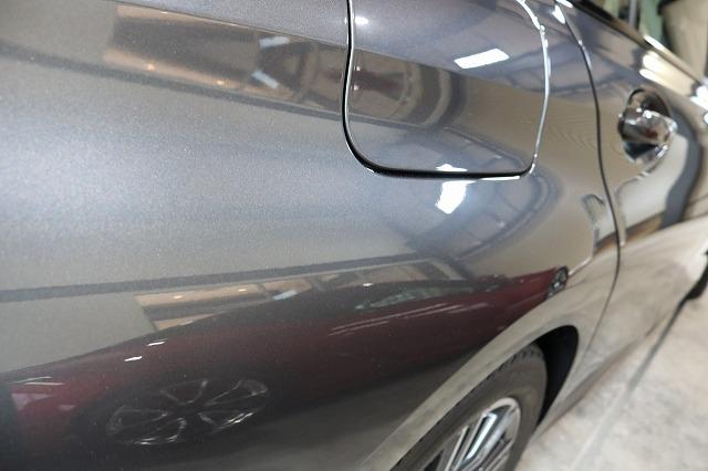BMW3 カーコーティング セラミックプロ9Hコーティング施工後 サイド画像