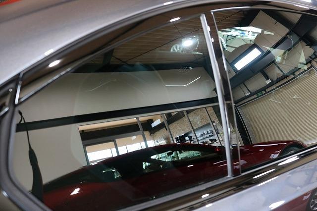BMW3 カーコーティング ウィンドコーティング施工後 サイド画像