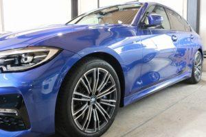 BMW330iMスポーツ コーティング カービューティーアイアイシー