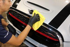 BMWミニコンバーチブル セラミックコーティング