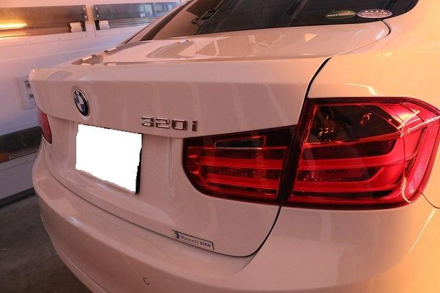 BMW3 セラミックコーティング