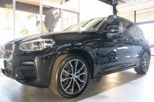 BMW X3 コーティング