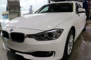 BMW3 セラミックプロ9Hコーティング