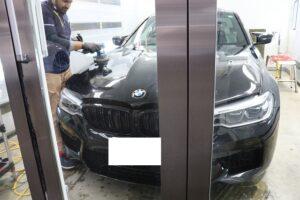 BMW M5 カービューティーアイアイシー コーティング