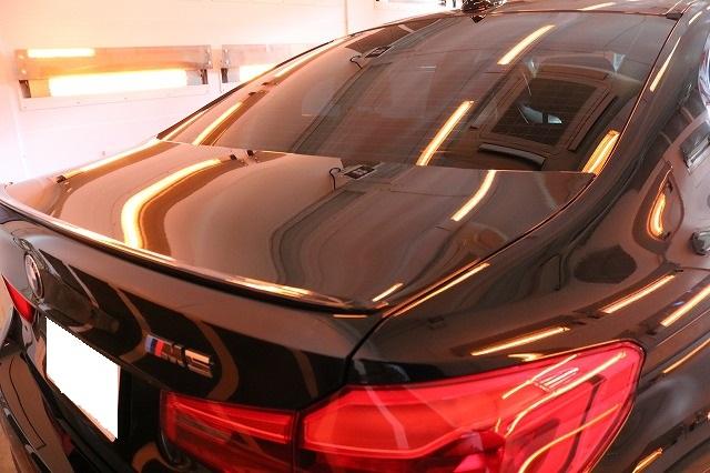 BMW M5 コーティング カービューティーアイアイシー