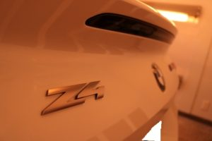 BMW Z4 セラミックコーティング