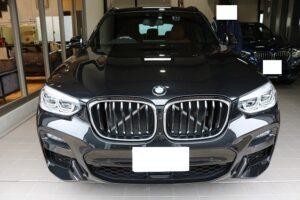 BMWX3セラミックプロ9Hコーティング 画像