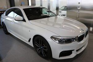 BMW5シリーズ コーティング カービューティーアイアイシー