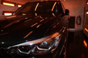 BMW X5 ボディコーティング カービューティーアイアイシー