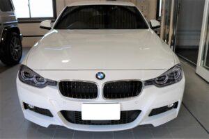 BMW3 セラミックプロ9Hコーティング施工画像