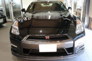 日産GTR ファインラボヒールプラス施工画像