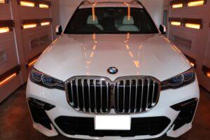 BMWX7 ファインラボヒールプラス施工画像