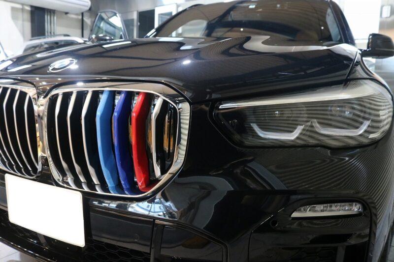 BMWX5 ヒールプラス コーティング画像