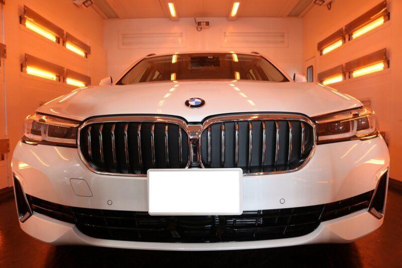 BMW523d コーティング