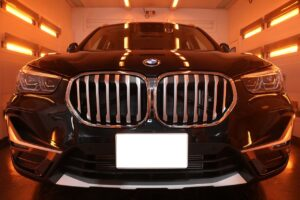 BMWX1 ファインラボセラミック コーティング画像