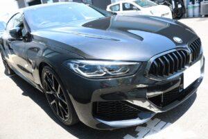 BMW840i セラミックプロ9H4層 コーティング画像
