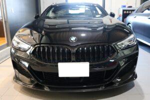 BMWM850 ファインラボヒールプラス コーティング画像