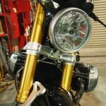 千葉県よりご来店いただきましたBMWのバイクにCeramicPro9Hコーティングを施工させていただきました。
