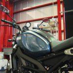 千葉県よりご来店いただきましたY様のバイクにCeramicPro9H×CR-1ガラスコーティングを施工させていただきました。
