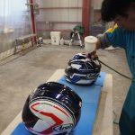 弊社ではバイクのヘルメットのみのコーティング作業も受け付けております。