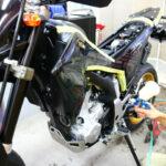 バイクコーティングの施工ならアイアイシー