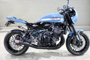 カワサキZ900RS バイクガラスコート