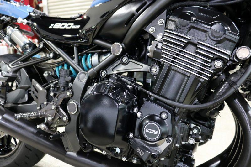 カワサキZ900RS バイクコート