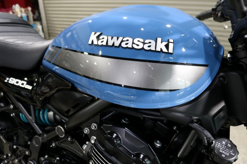 KAWASAKI ガラスコート