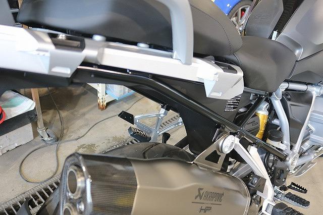 BMW R1200GS コーティング